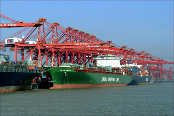 Port of Ningbo 2014 volume hits 16.9 million TEU by November 25