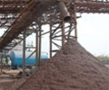 China Ore Stockpiles Rise to Record on Financing Deals
