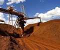 Iron ore steady near $112, Chinese mill buyers limited