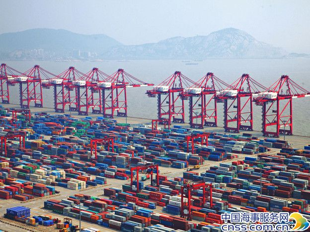Ship's pollution prevention measures in Shanghai Port bring into local government regulation