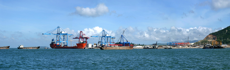 21st Century Maritime Silk Road closed in Guangdong