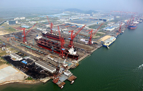 Chongqing small shipyards are worried about orders while large yard are waiting for official approval
