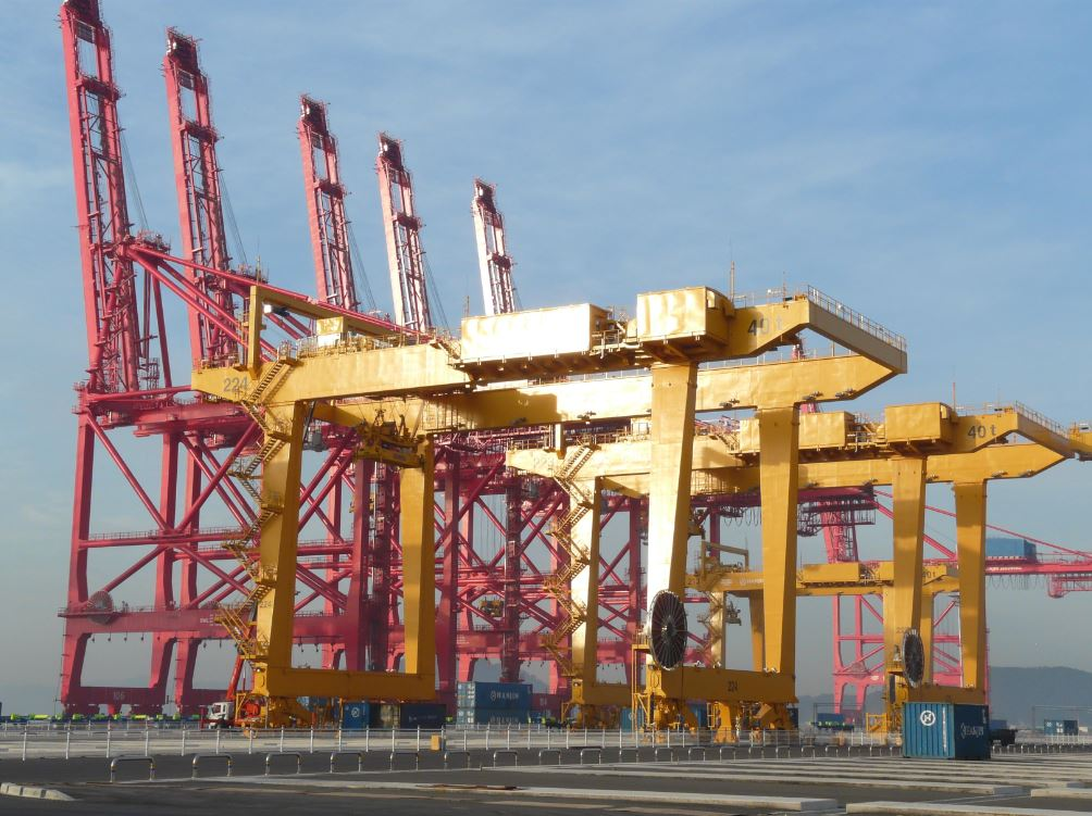 Liverpool2 to Feature Chinese Megamax Cranes