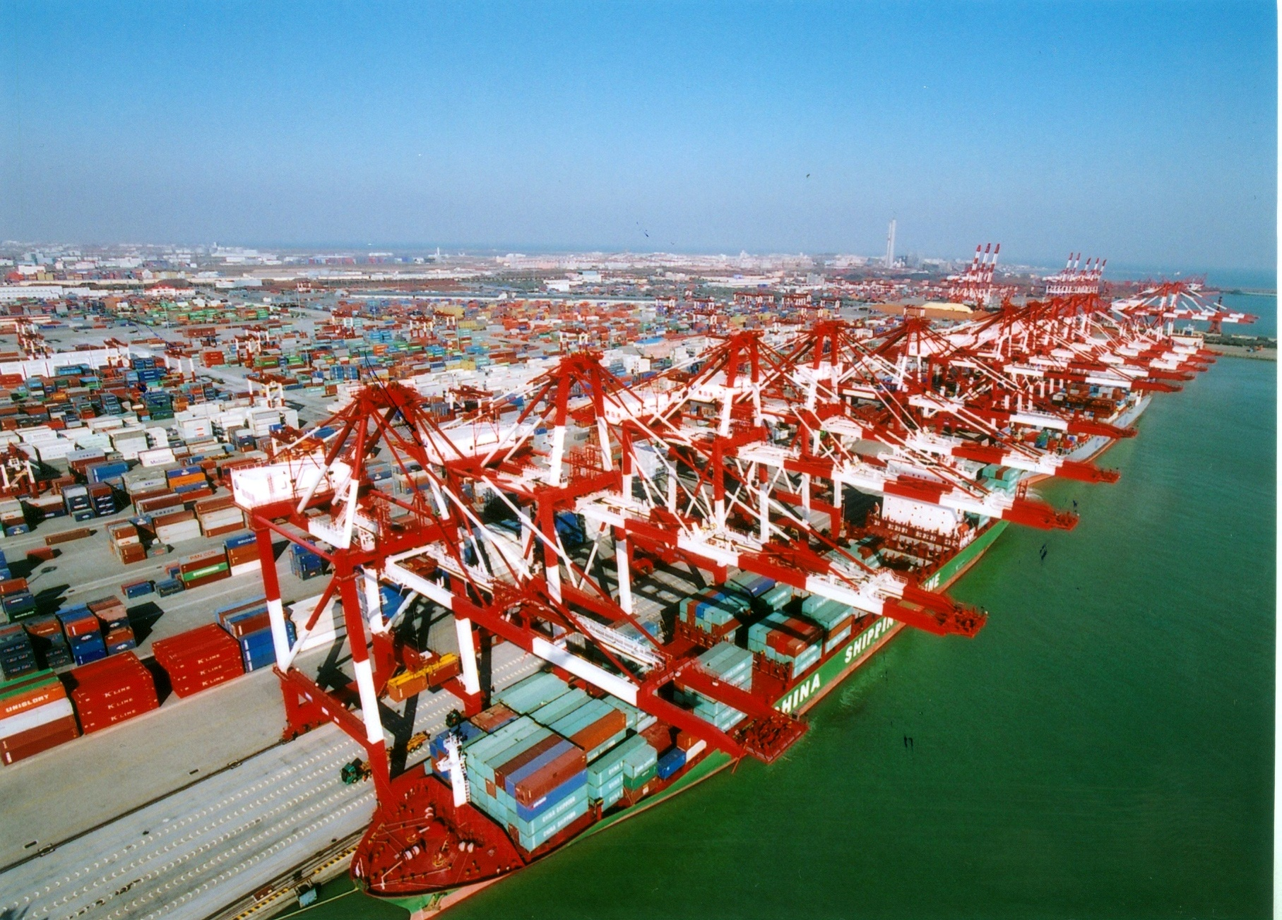 Qingdao Port says unit sued by Pacorini for $58.4 million amid fraud probe