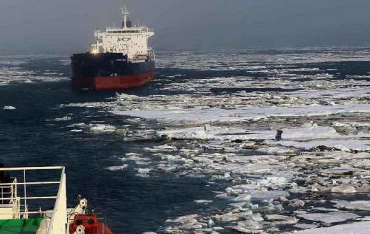 SCF's Tanker First to Transit Northern Sea Route in 2014
