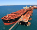 China's iron ore imports from Australia rise 33.5% on year to 55.37 mil mt in July