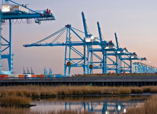 Sale of APM Terminals Virginia Made Official