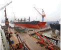 Shipbuilding industry to bottom out in 2015: Shanghai Waigaoqiao