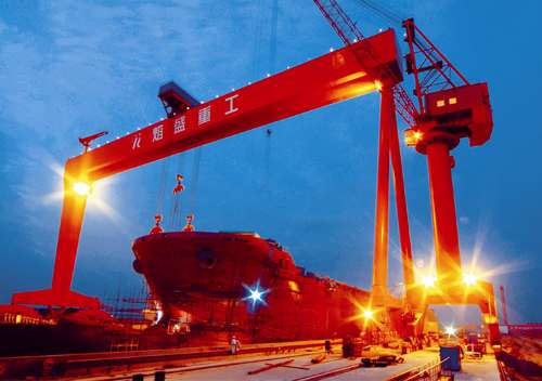 Rongsheng Among 51 Shipyards Listed for Policy Support