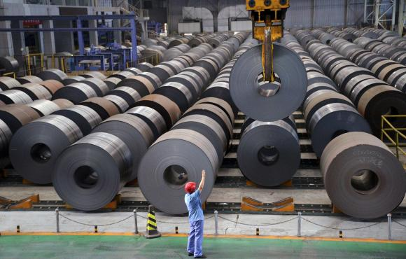 China's August imports fall unexpectedly but exports buoyant