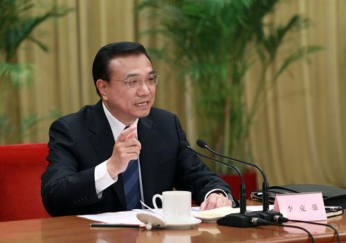 Premier Li Keqiang: China to allow private funds in ports
