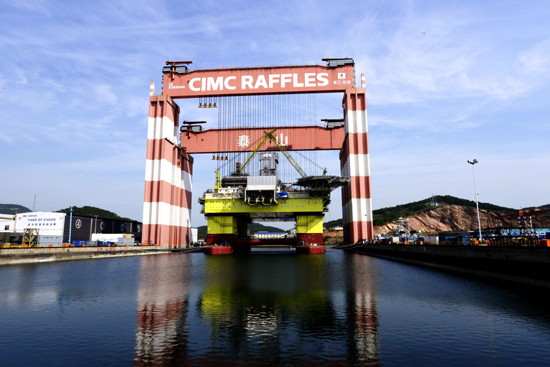CIMC Raffles to deliver the deepest Semisubmersible Drilling Rig