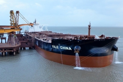 Vale terminal inks iron ore deal with Qingdao port