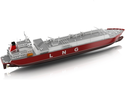ABB to supply propulsion for China built LNG carrier series