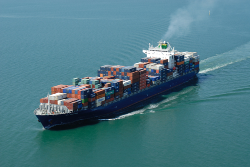 Five new Chinese container vessels to be powered by twenty Wartsila generating sets
