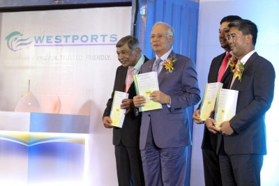 Record 2014 net profit of $141m for Westports