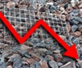 Dalian iron ore slides 4 pct as China toughens pollution fight