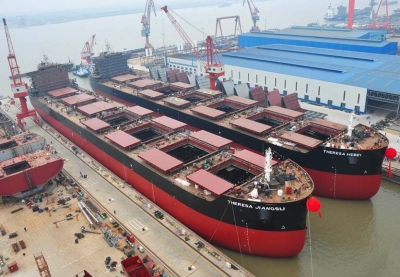 Sainty Marine faces troubles with newbuilding deliveries and completion