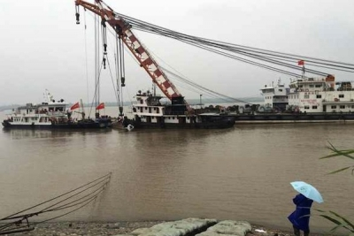 Capsized Chinese vessel modified twice but safety standards met