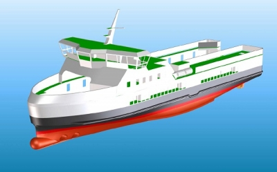Visedo beats Siemens to contract for world's largest battery ferry
