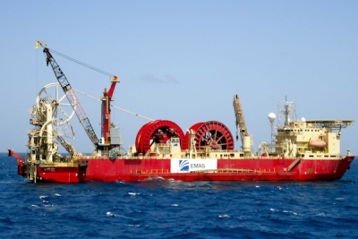 Ezra's subsea services arm bags $115 worth of contracts