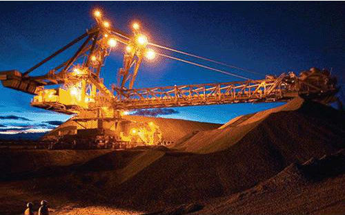 Iron Ore Volatility at Record as China Stocks Gyrate