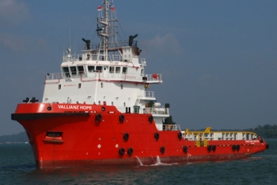 Vallianz renews OSV charter contracts, sees rates revised down 10%