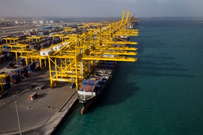 DP World unveils Jebel Ali T4 as Europe and Middle East lead growth
