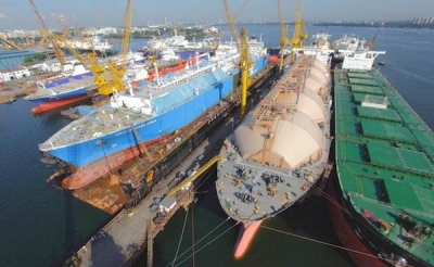 Sembmarine profits fall 15% on lower rigbuilding activity