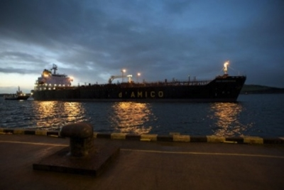 DIS achieves H1 profit on strong product tanker market