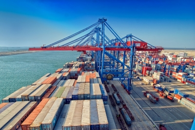 New cranes to make Suez Canal Container Terminal Med's largest at 5.4m teu