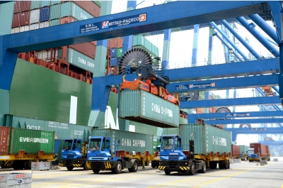 Westports gets approval for 15% rate rise from Sept