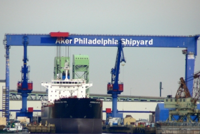Aker Philadelphia sells four product tanker newbuild contracts for $568m