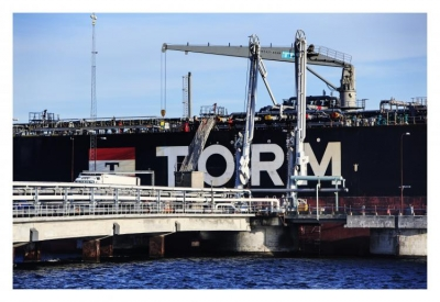 Torm narrowly misses black ink in Q2