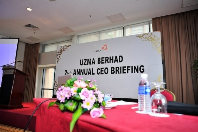 Uzma to pump in $117m into Kemaman offshore base in Malaysia