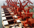 Iron ore deliveries resume from Tianjin port to steel mills