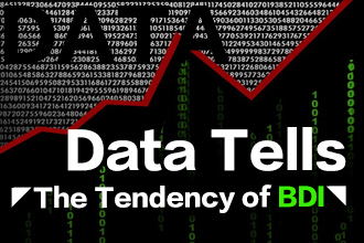 Data Tells The Tendency of BDI【Infographic】