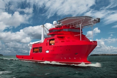 UDS orders new diving support vessel at Chinese yard