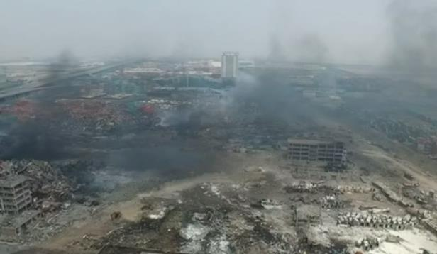 IUMI: Tianjin Disaster a Wake-Up Call to Cargo Insurers