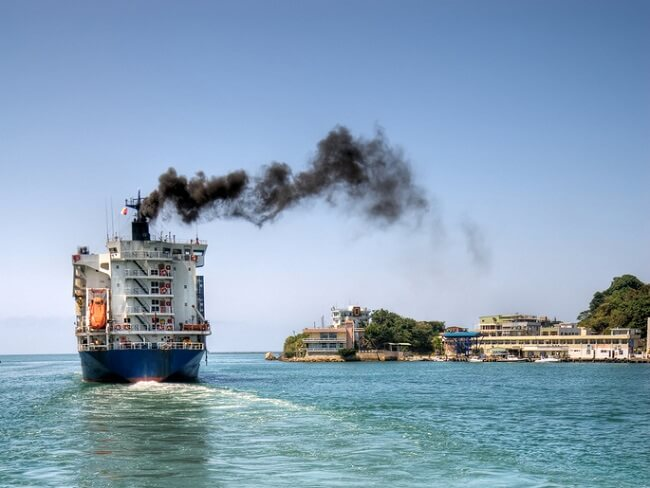 DNVGL Offers MRV Scheme For Effective CO2 Monitoring in Shipping