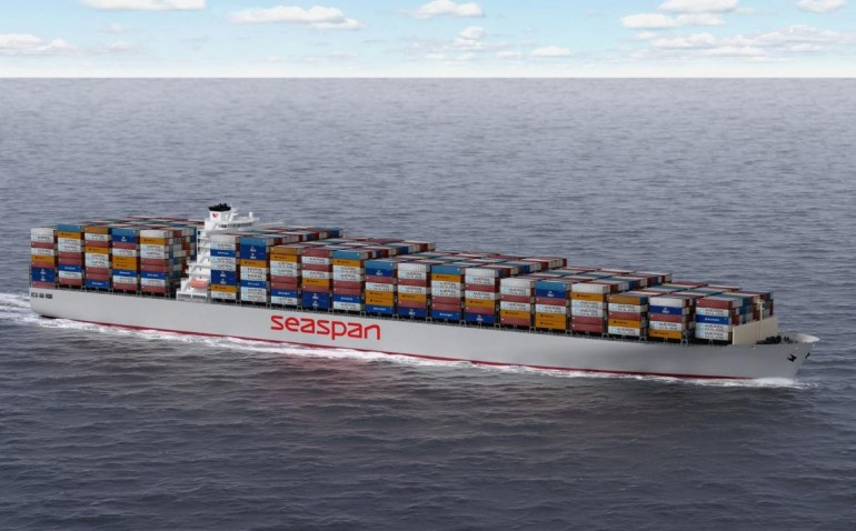 Seaspan granted $1bn credit facility by China Exim Bank