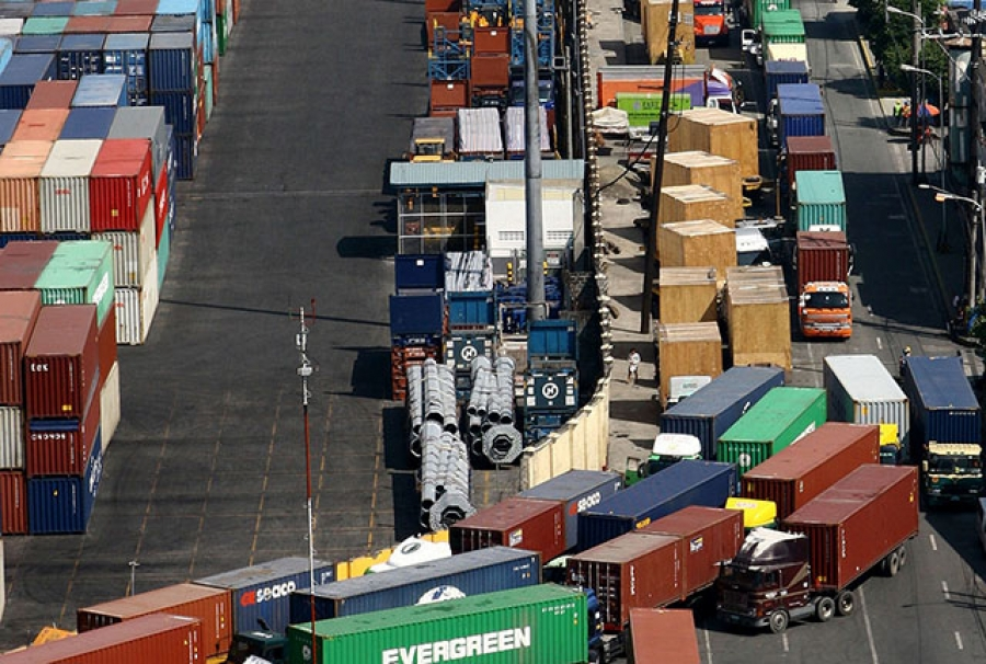 Philippines Business group warns Manila port congestion will recur