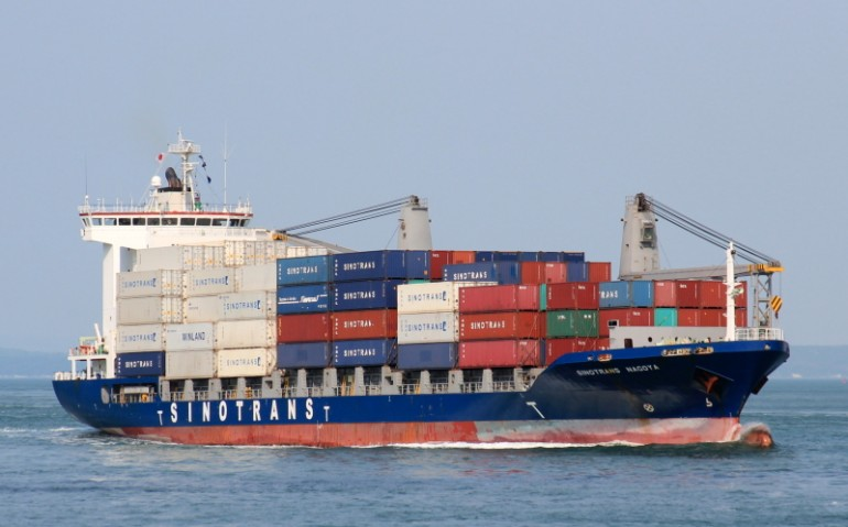 Sinotrans Shipping orders four boxships at CSSC Huangpu Wenchong