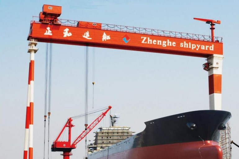 Zhenghe Shipbuilding seeks new investors to rescue yard