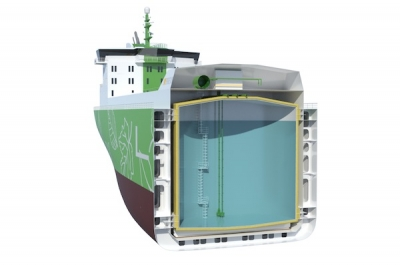 Deltamarin, Brevik Technology to launch new multigas carrier design