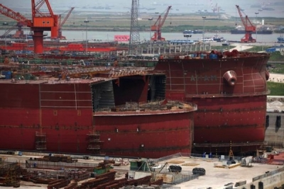 New orders at Jiangsu yards nosedive in first nine months