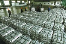 China's Oct 1-10 domestic aluminum price slips 2% from Sep 21-30: NBS