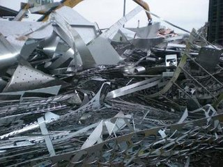 Eastern China ferrous scrap price tracks rebar lower