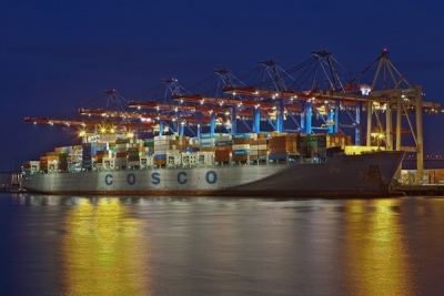 Cosco Pacific Q3 profit down 14% to $75m