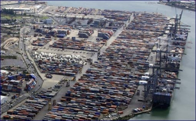 DP World buys up remaining 49% stake in Southampton terminal
